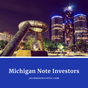 Michigan Note Investor Meet up